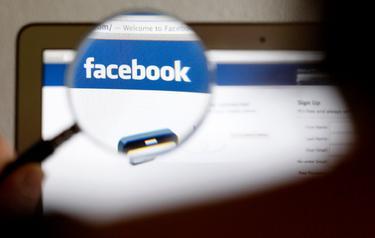 Página de Facebook. | Archivo