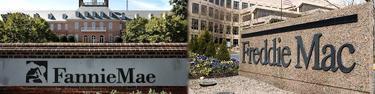Las dos grandes hipotecarias de EEUU, Fannie Mae y Freddie Mac | Archivo