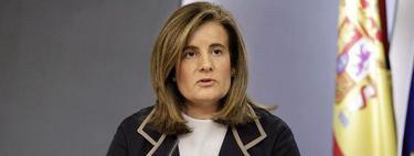 Fátima Báñez, en una imagen de archivo | EFE
