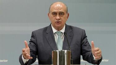 Jorge Fernández Díaz,  ministro del Interior | Archivo