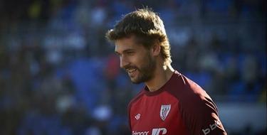 Fernando Llorente, exjugador del Athletic. | Cordon press