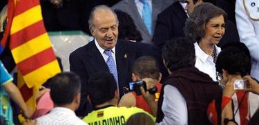 Un momento de la final de Copa de 2009 | Archivo
