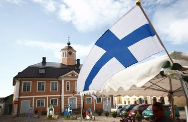 Un colegio finlandés. | Corbis