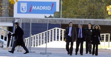 Madrid Arena EFE