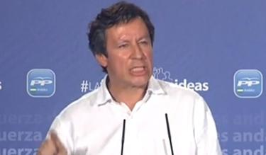 Carlos Floriano, este domingo en Andalucía | Imagen TV