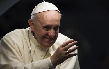 El Papa Francisco I   Cordon Press
