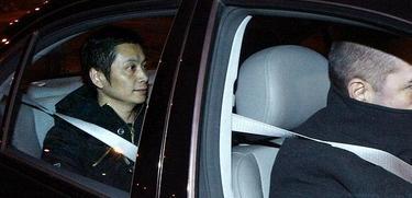 Gao Ping, al salir de la cárcel   EFE