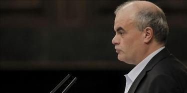 El diputado de UPyD, Carlos Martínez Gorriarán | Archivo