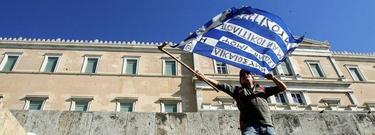 Atenas no cumple los objetivos del rescate