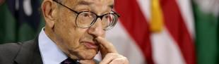 El ex presidente de la FED Alan Greenspan | Archivo
