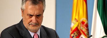 El presidente de la Junta de Andalucía, José Antonio Griñán | Archivo