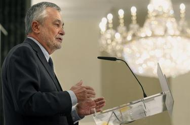 José Antonio Griñán | EFE