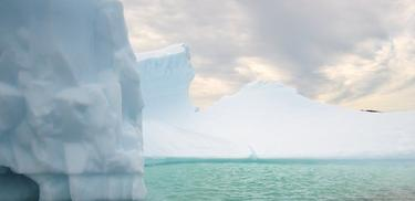 ¿Peligra la capa blanca de Groenlandia?