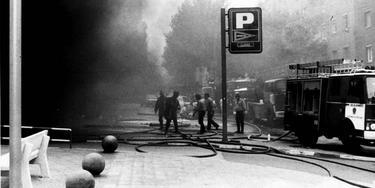 ETA cometió la masacre de Hipercor en 1987.