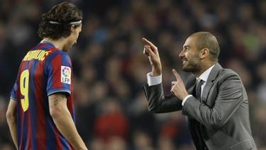 Ibrahimovic ha vuelto a criticar a Pep Guardiola. | Cordon Press