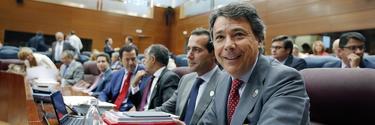 Ignacio Gonzalez en una sesión de control de la Asamblea de Madrid | EFE