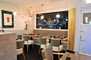 El restaurante Ikura