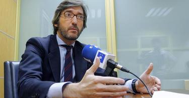 Iñaki Oyarzábal, durante la entrevista concedida a EFE | EFE