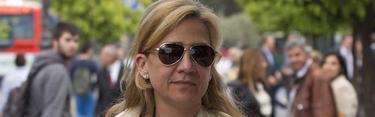 La infanta Cristina, en Barcelona | EFE
