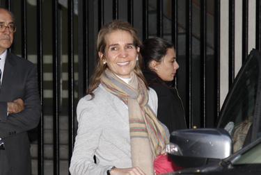 Elena de Borbón | Cordon