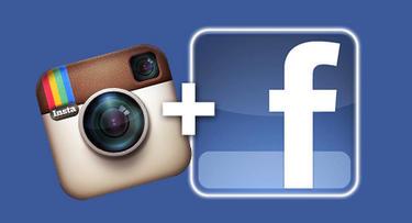 Instagram y Facebook, dos aplicaciones sociales