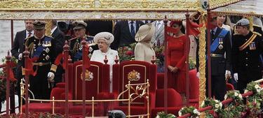 Isabel II encabeza su Jubileo de Diamante | Efe