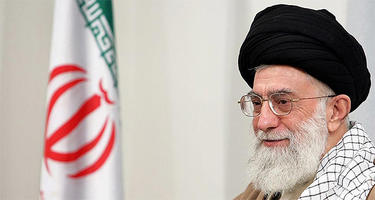 Jamenei, en una imagen de 2007 | Wikipedia