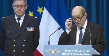 Jean-Yves Le Drian, ministro francés de Defensa | EFE