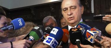 Jorge Fernández Díaz, ministro del Interior. | Archivo