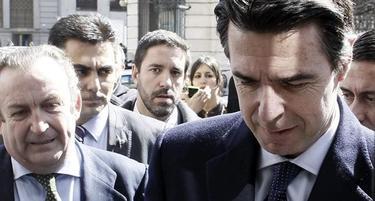 José Manuel Soria, esta semana, en Madrid   EFE