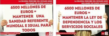 Campaña de las Juventudes Socialistas