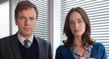 Emily Blunt y Ewan McGregor en La pesca del salmón en Yemen, ya en cines