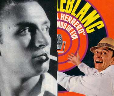 Tony Leblanc y sus muchas facetas