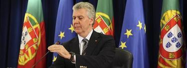 El secretario de Estado, Luis Marques, en la rueda de prensa | EFE