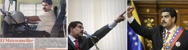 Nicolás Maduro, de chófer de autobús en el servicio de Metro de Caracas, hasta su investidura como presidente de Venezuela este viernes