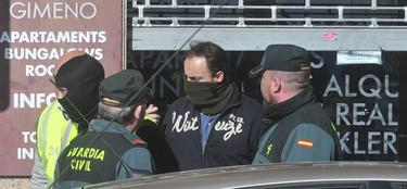Operación contra la mafia rusa en Lloret de Mar   EFE