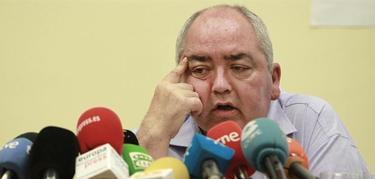 El secretario general de UGT-A, Manuel Pastrana | Efe