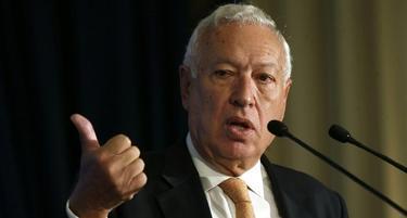 José Manuel García-Margallo, en una imagen de archivo.