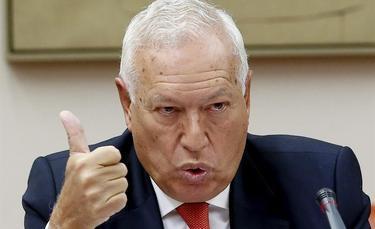 Margallo comparece en el Congreso | EFE