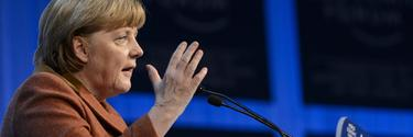 Angela Merkel | Archivo