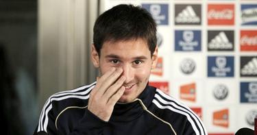 Leo Messi, jugador del Barcelona. | EFE