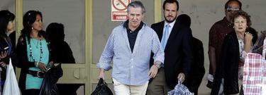 Miguel Blesa, a su salida de la cárcel | EFE