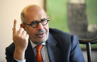 Mohamed El Baradei | Archivo