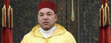 El Rey de Marruecos, Mohamed VI, en una imagen reciente | Archivo