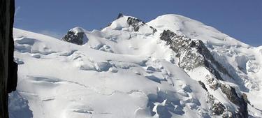 El Mont Blanc se ha cobrado la vida de 11 alpinistas en tres días | EFE