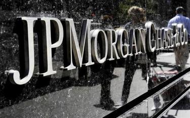 JP Morgan ya anunció el pago de una multa de 100 millones   Archivo
