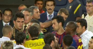 Mourinho mete el dedo en el ojo a Tito Vilanova. | Archivo