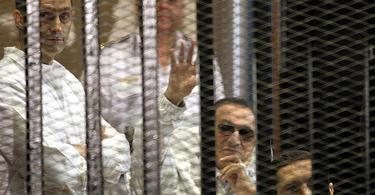 Mubarak, frente el tribunal | EFE
