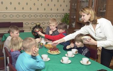 Niños en una casa de adopción en Rusia | Cordon Press