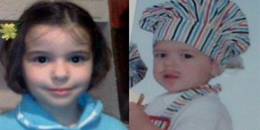 Ruth y José, los niños desaparecidos